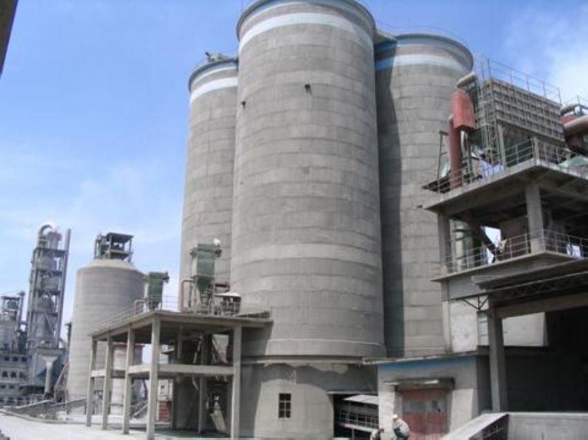 兰州甘草集团公司日产1000T熟料生产线 2012-11-12