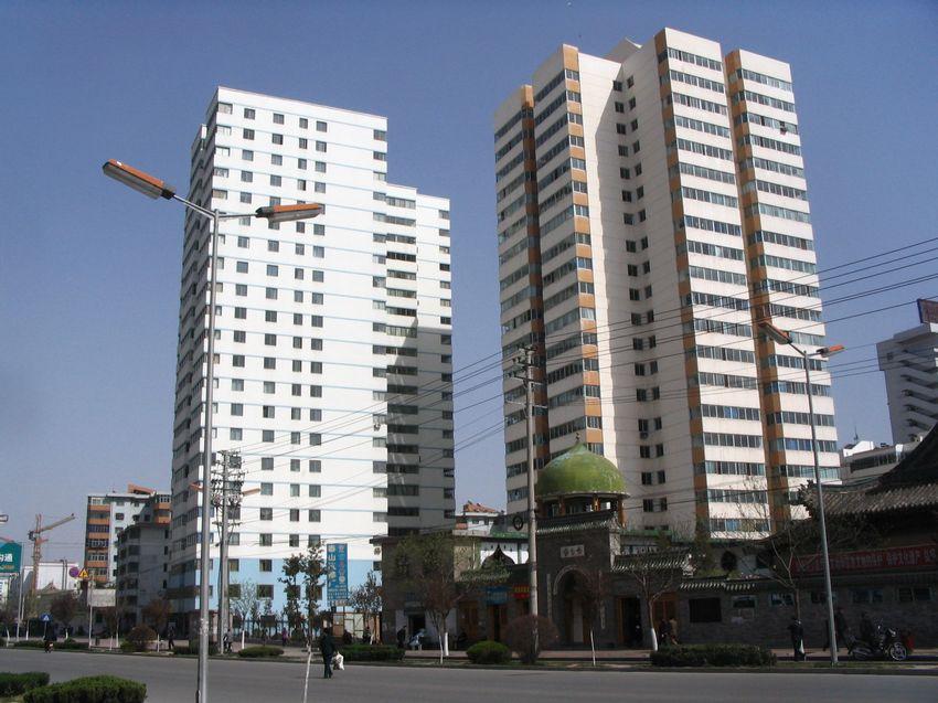 天水供电局2#、3#住宅楼 2012-11-12