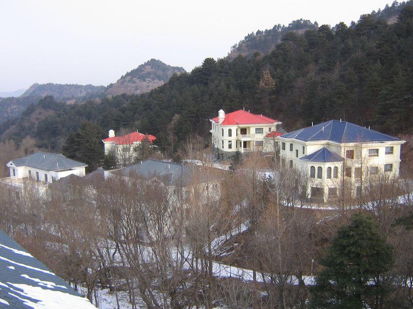 天水麦积山植物园别墅 2012-11-12